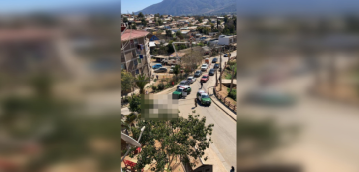 Hombre muere en La Ligua