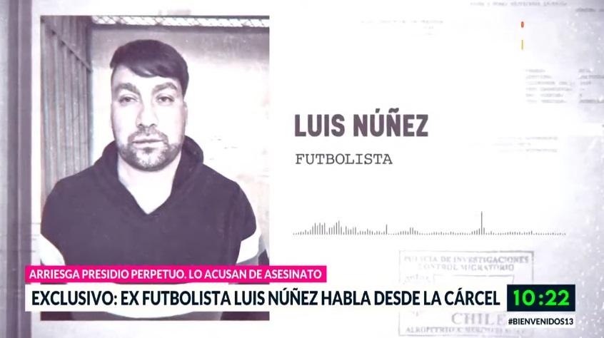 Luis Núñez exfutbolista