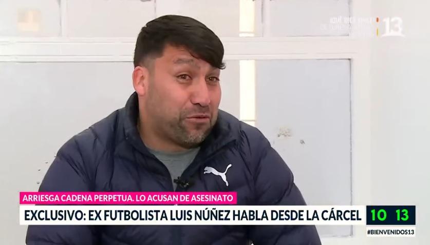 Luis Núñez entrevista cárcel
