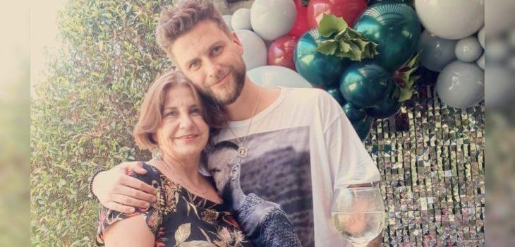 mamá de Jean-Philippe Cretton envió texto de apoyo a Pamela Díaz por su nuevo programa en TVN