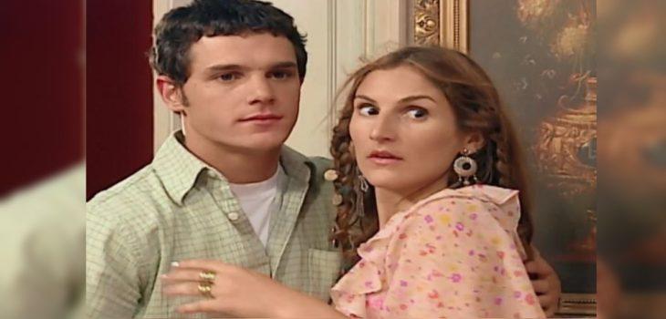 Francisca Imboden y Ricardo Fernández recordaron sus personajes de Romané