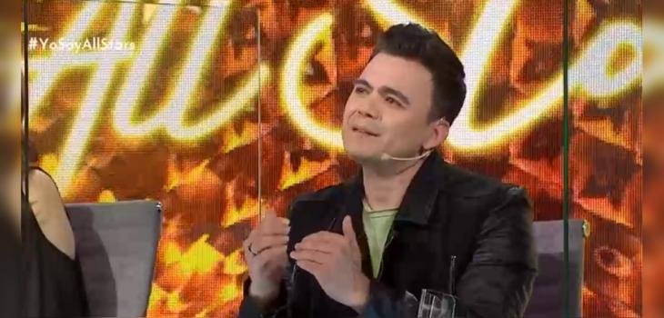 Mario Guerrero sorprendió con sus conocimientos como jurado de Yo Soy All Stars