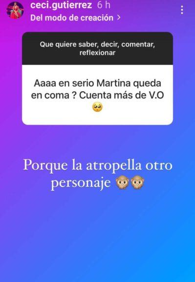 Captura | Instagram | Cecilia Gutiérrez