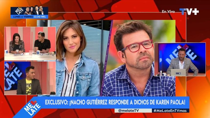 Karen Bejarano Nacho Gutiérrez