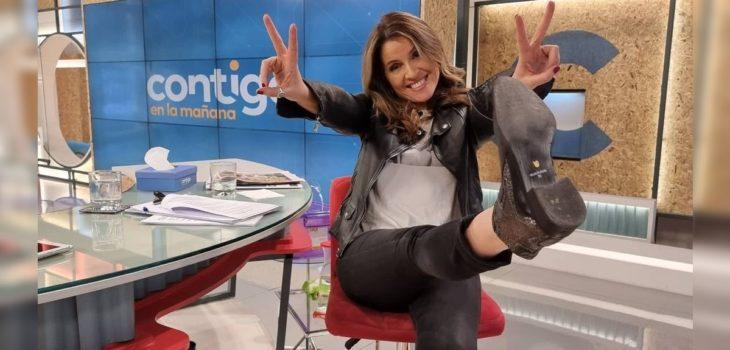 Nuevo programa de Monserrat Álvarez en CHV