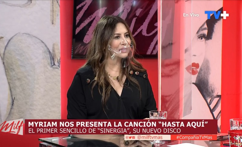 Myriam Hernández Milf