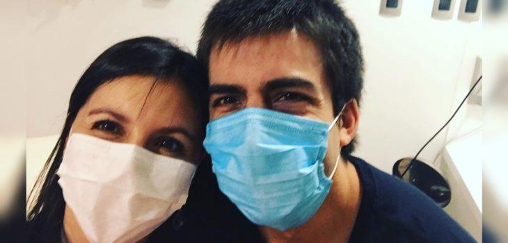 Psicóloga de Carmen Gloria a tu servicio dio alentadora noticia de su esposo en su batalla contra el cáncer