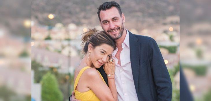 Pancha Merino y Andrea Marocchino