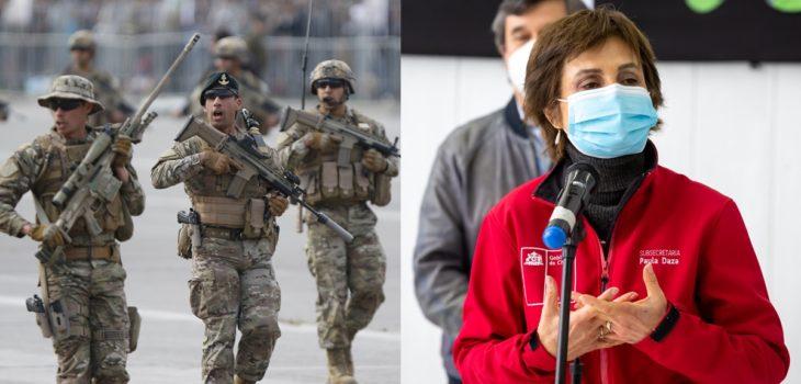 Parada Militar 2021: evaluan protocolo para realizar el evento