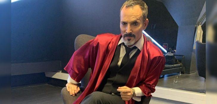 Imitador de Miguel Bosé triunfa en exitoso programa mexicano El Retador