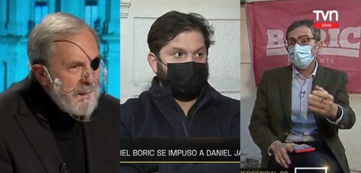 La Red y TVN