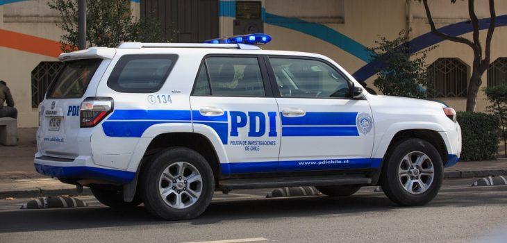 brigada de homicidios PDI vivanco