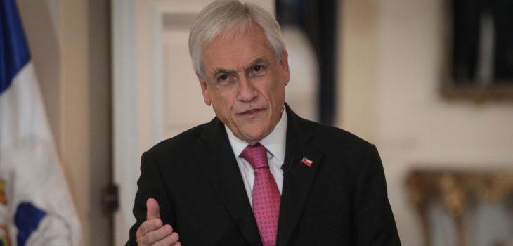 Piñera anuncia emergencia agrícola en la RM