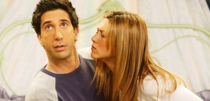 Rachel y Ross | Friends