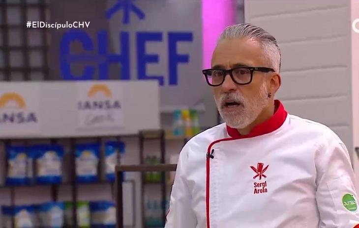 sergi arola discipulo del chef