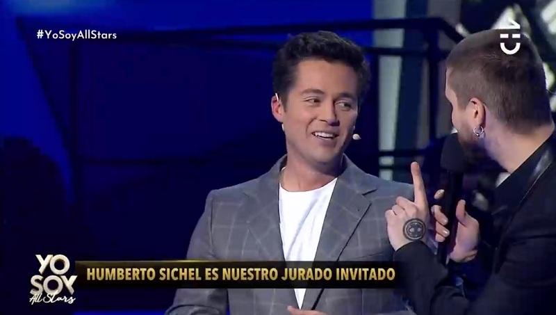 humberto sichel jurado yo soy