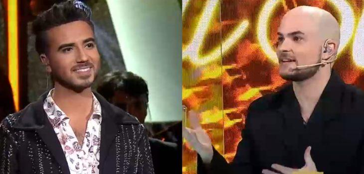 La reacción de Augusto Schuster tras presentación de Luis Fonsi en Yo Soy