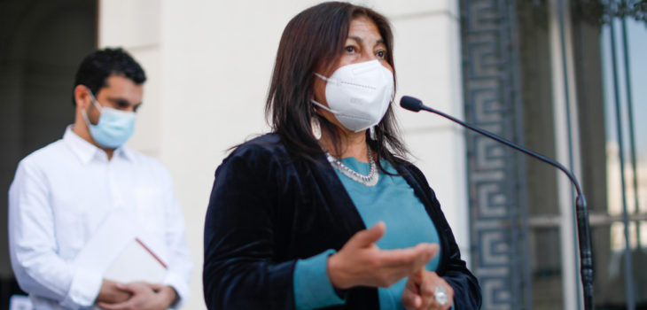 Elisa Loncon sobre constituyente Rojas Vade