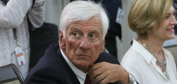 Raúl Torrealba renuncia a RN