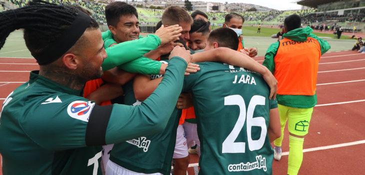 Santiago Wanderers derrota a la U