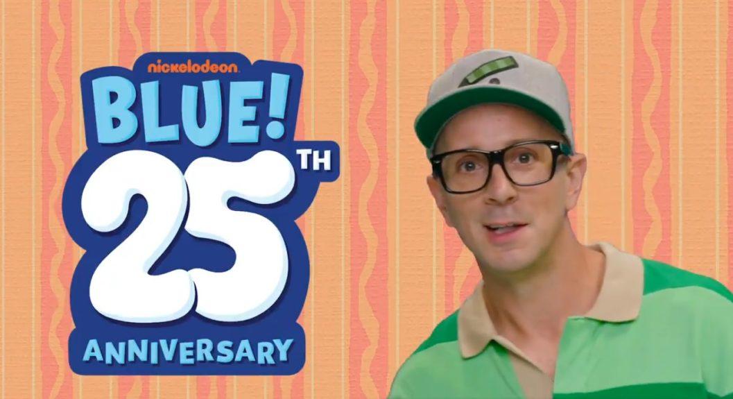 Aniversario Las pistas de Blue