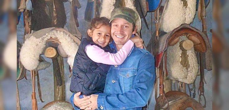 Benjamín Vicuña recordó a su hija Blanca a nueve años de su muerte