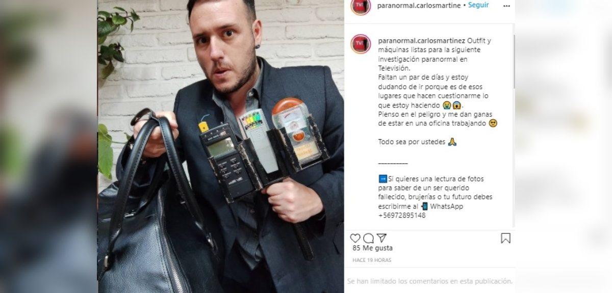 Carlos Martínez | Instagram