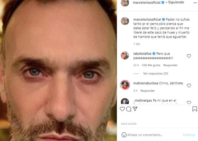 Marcelo Ríos | Instagram