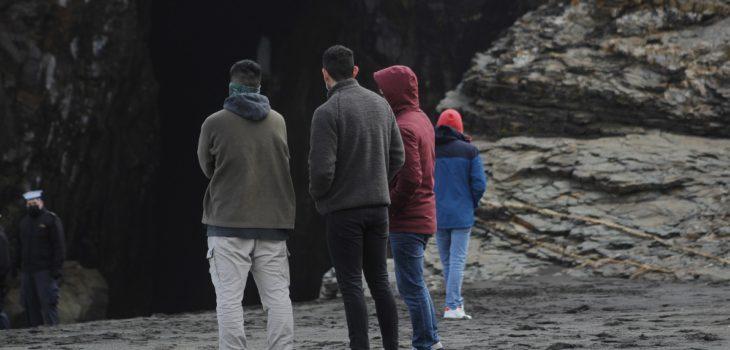 Cobquecura turistas desaparecidos