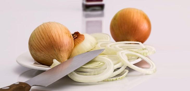 amortiguar la cebolla