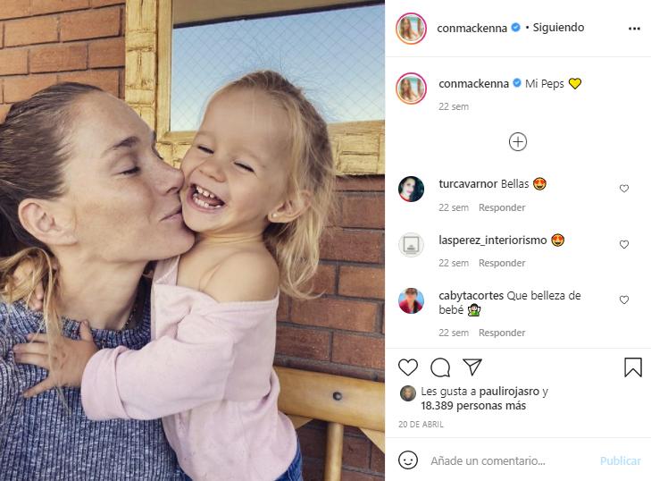 Constanza Mackenna   Instagram