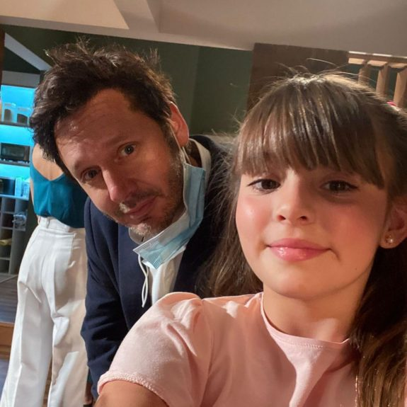 Joaquín y Laurita