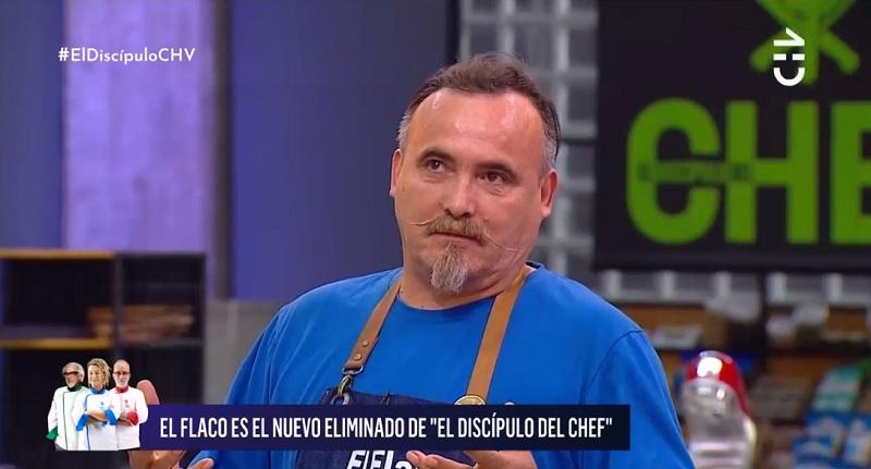 el flaco el discipulo del chef