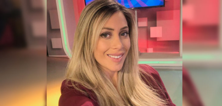 embarazo Karla Quiroga