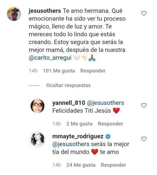 María Jesús Sothers | Instagram