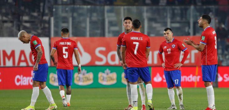 Chile fecha triple clasificatoria