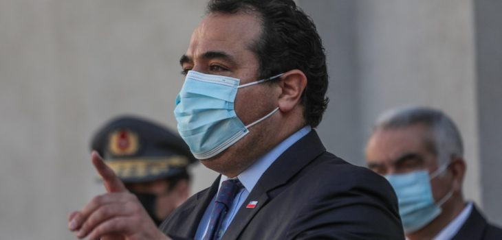 Subsecretario Galli por crisis migratoria en Iquique