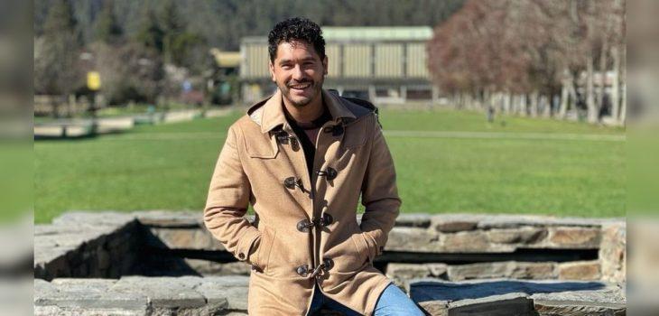 Gino Costa sobre su nuevo programa en TVN, 'Un lugar en el tiempo':