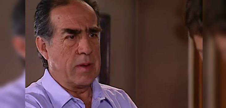 Actor Hugo Medina solicita dadores de sangre