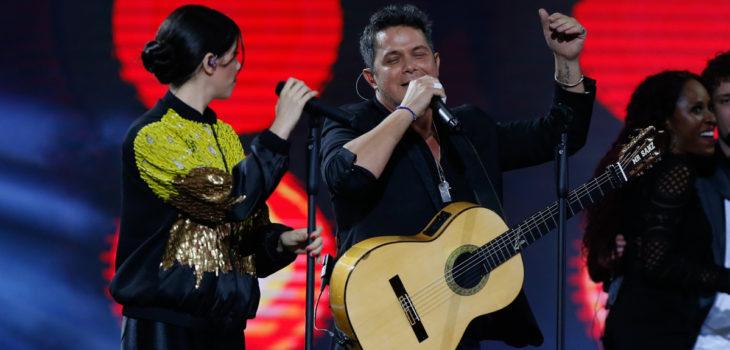 Javiera Mena recuerda polémica presentación con Alejandro Sanz