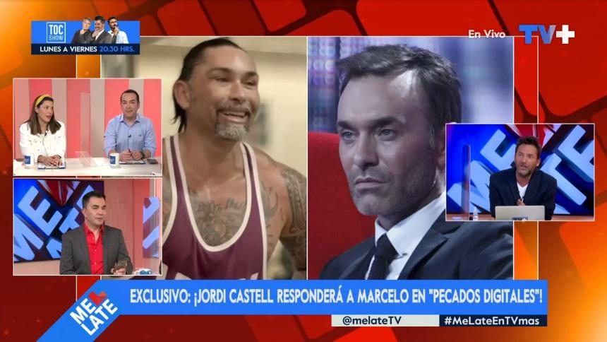 Chino Ríos y Jordi Castell