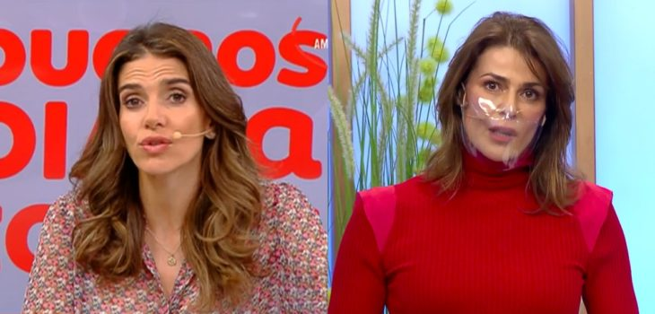 Capturas TVN y Canal 13