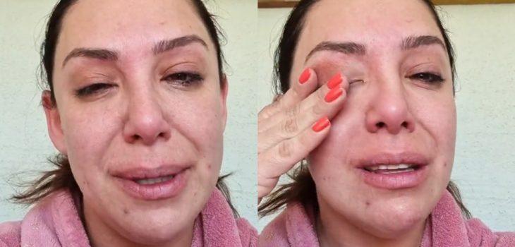 Mariela Sotomayor pide oraciones por su prima
