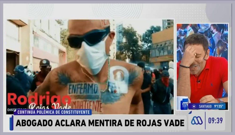 Neme contra Rojas Vade