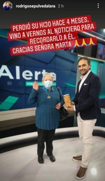 Rodrigo Sepúlveda Meganoticias Alerta