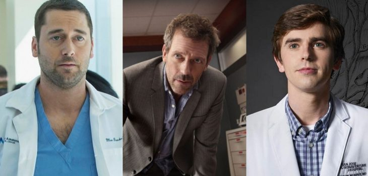 new amsterdam doctor house y the good doctor