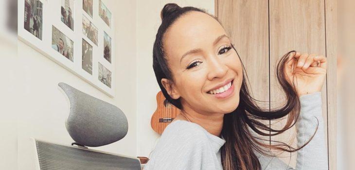 Simoney Romero embarazada