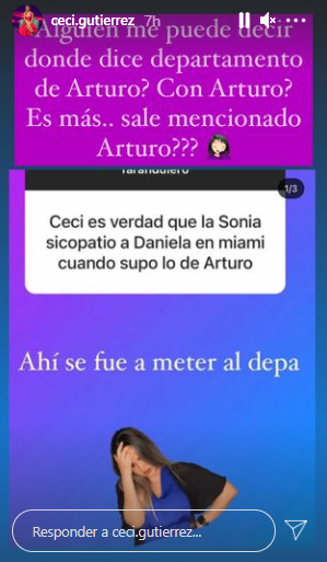 Cecilia Gutiérrez   Instagram