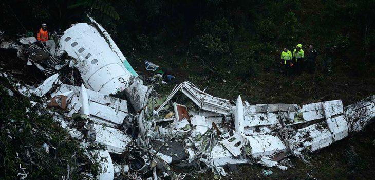 tragedia aerea chapecoense