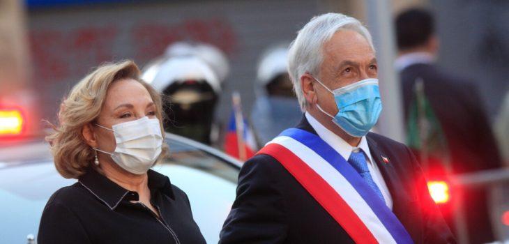 """Cecilia Morel alza la voz tras acusación constitucional contra Piñera: """"Estoy contigo, Sebastián"""""""